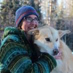 A photo of Miriam Korner, author of When We Had Sled Dogs.