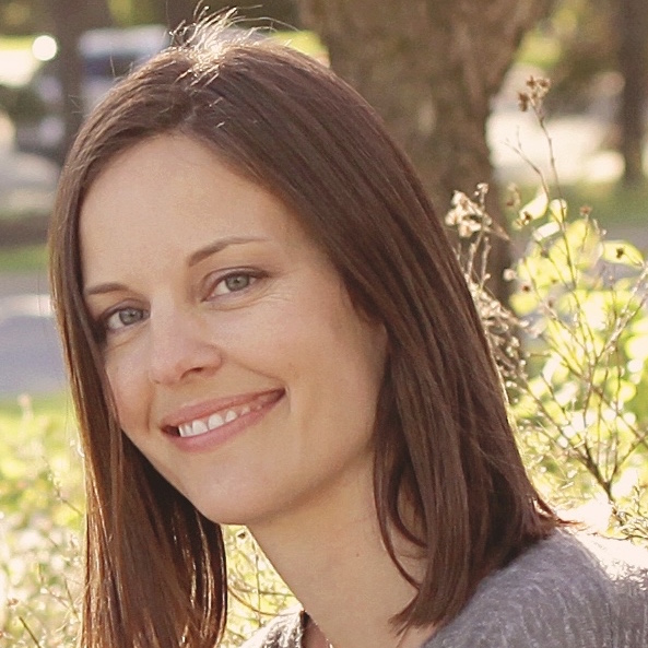 A headshot of Stephanie Vance, the author of A Walk In Wascana.